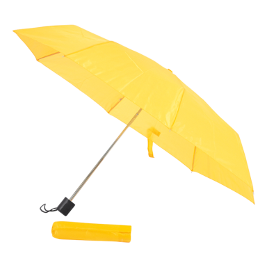 Foldable Umbrella With Metal Frame