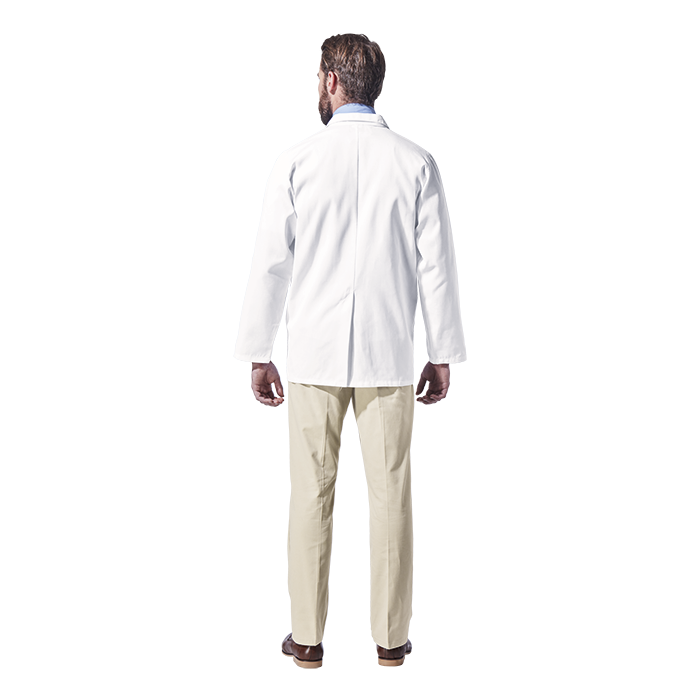 All-Purpose Long Sleeve Lab Coat (LAB-ALL)