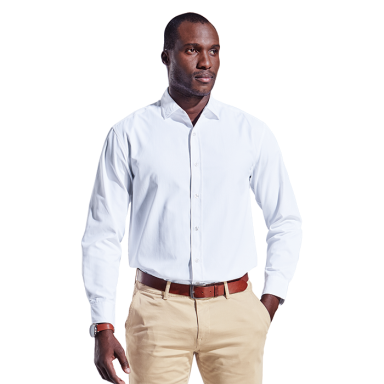 Mens Clayton Lounge Shirt Long Sleeve