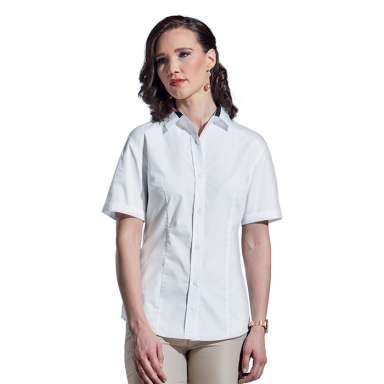 Ladies Dallas Lounge Shirt Short Sleeve