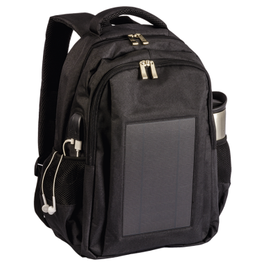 Solar Powered Tech Backpack