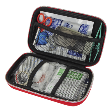 51 Piece First Aid Kit In EVA Case