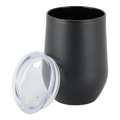 350ml Plastic Teardrop Design Tumbler