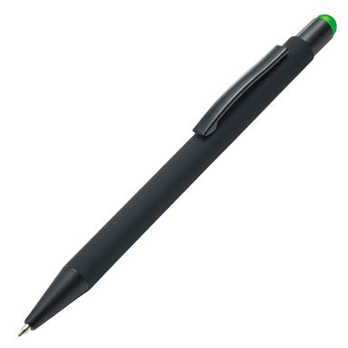 Matte Black Coated Ballpoint Pen
