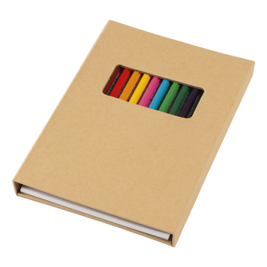 A5 Notebook With Colouring In Set