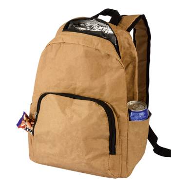 Laminated Paper Backpack Cooler