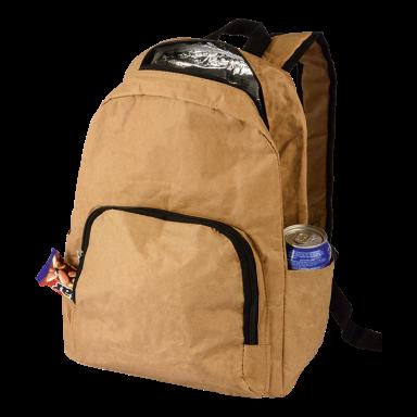 Laminated Paper Backpack Cooler