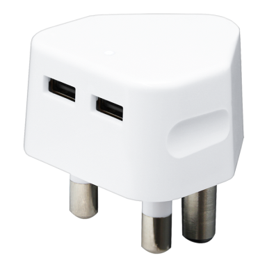 Whizzy Dual USB Wall Charger
