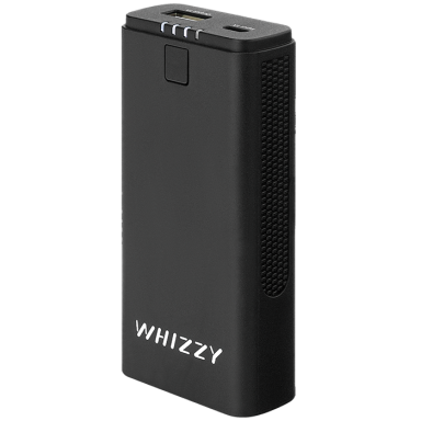 Whizzy Power Bank With LED Indicator 5200 mAh