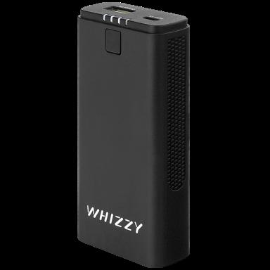 Whizzy Power Bank With LED Indicator 5200 mAh
