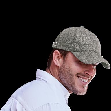 6 Panel Thistle Cap