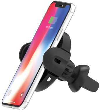 Snug Fast Wireless Car Charger With Sensor