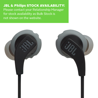 JBL Endurance Run Sweatproof In Ear Headphone