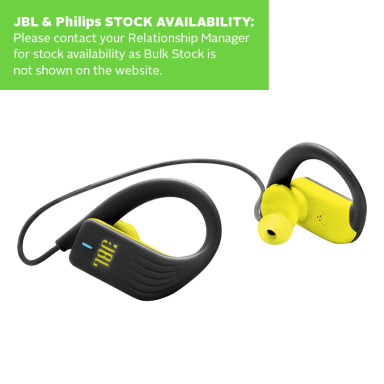 JBL Endurance Sprint Waterproof In Ear Bluetooth Headphone