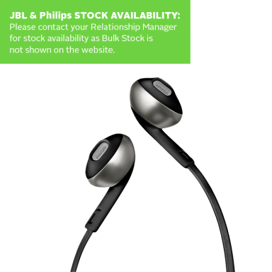 JBL Tune Bluetooth Ear Bud And Mic T205BT