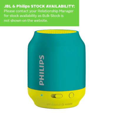 Philips BT50 Bluetooth Speaker
