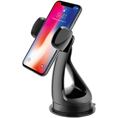 Snug Sleek Design Mobile Phone Car Mount