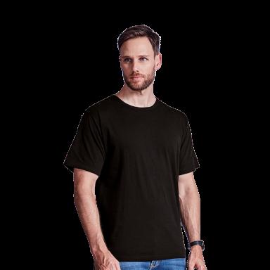 Mens Organic Cotton Crew Neck T-Shirt