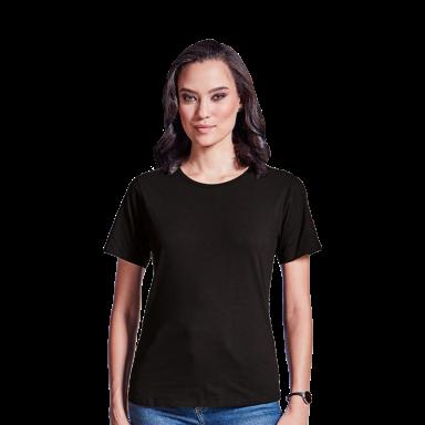 Ladies Organic Cotton Crew Neck T-Shirt