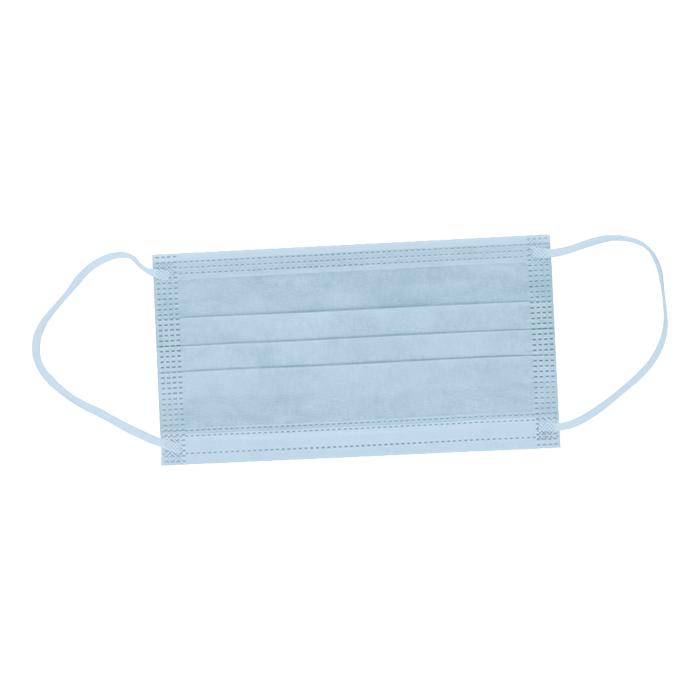 3-Ply Disposable Face Mask (Pack of 50)