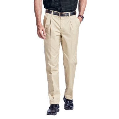 Poly Cotton Chino