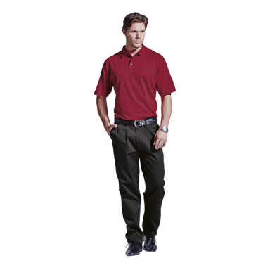 Mens Classic Double Mercerised Golfer