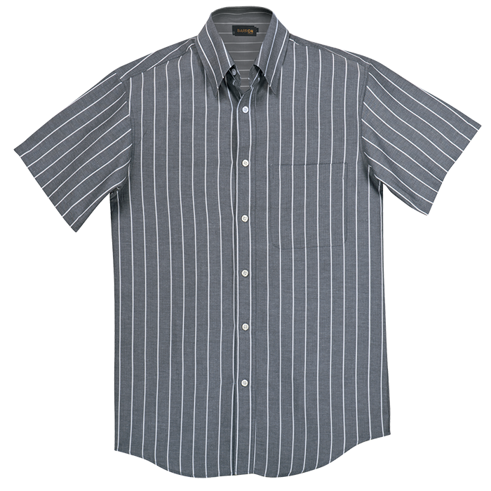President Stripe Lounge Short Sleeve (LO-PR)