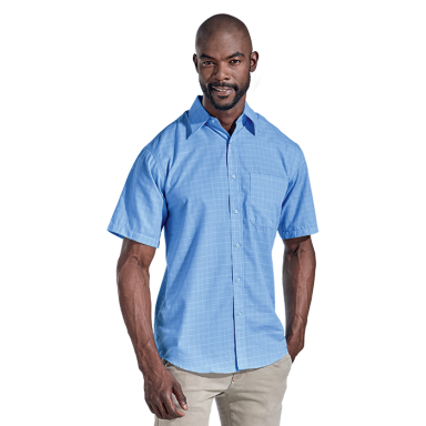 Saddle Stitch Lounge Short Sleeve