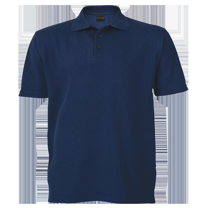 260g Barron Pique Knit Golfer (LAS-260B)