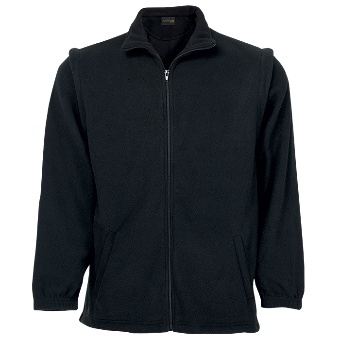 Mens Ultra Micro Fleece (with zip Off sleeves) (MI-UL)